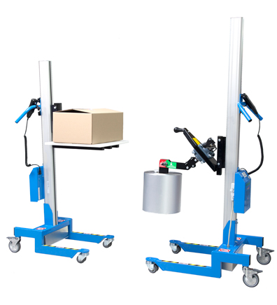 Lifting Trolleys – Lift&Drive