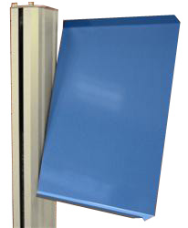 Writing pad, memo list holder